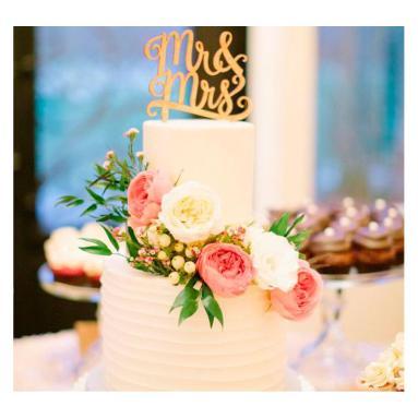Свадебный торт от Cake Studio Nonpareil