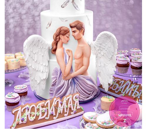 Кенди бар Любовь Ангелов