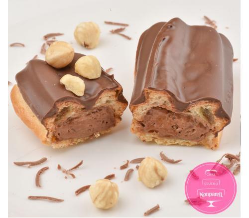 С шоколадно-ореховым кремом