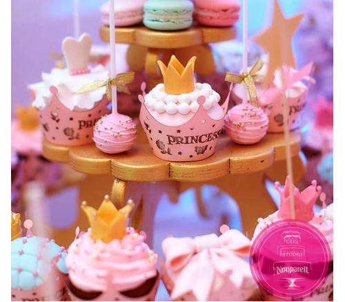 Капкейки Детские Для принцессы
