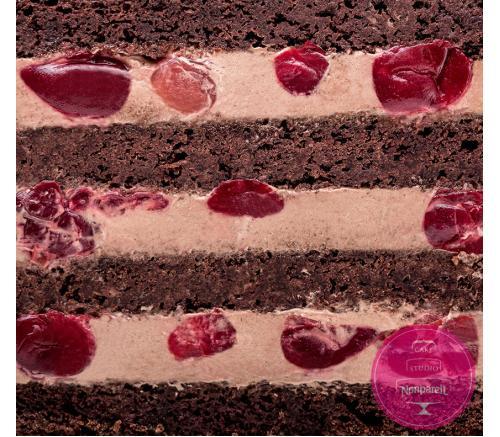 Шоколадно-вишневый блюз