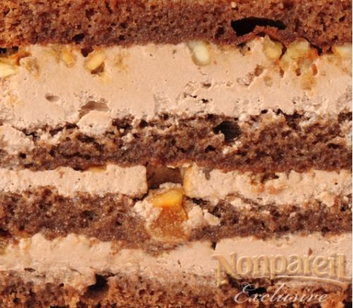 Шоколадно-ореховый блюз
