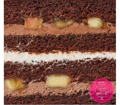 Шоколадно-банановый микс