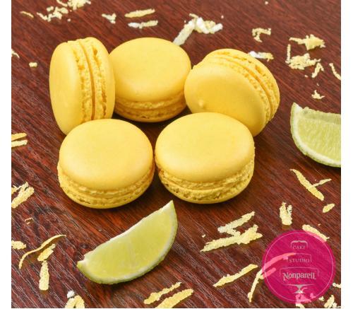 Лимонные с заварным кремом
