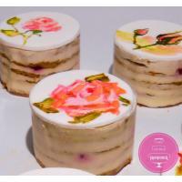 Пирожные Заказные Прорисованные розы