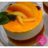 Пирожные Заказные С персиком