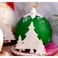 Пирожные Заказные Новогодние шары