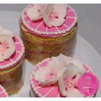 Пирожные Заказные Цветочные