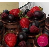 Пирожные Заказные Шоколадные