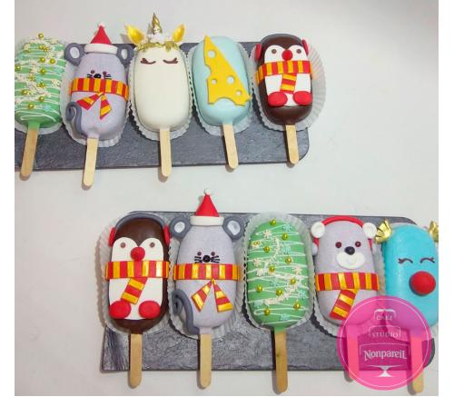 Пирожные Заказные Мороженое