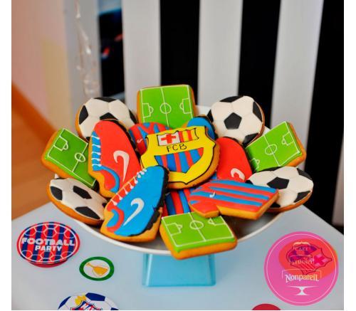 Пряники Детские Футболисту