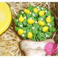 Пряники Праздничные Лимонные
