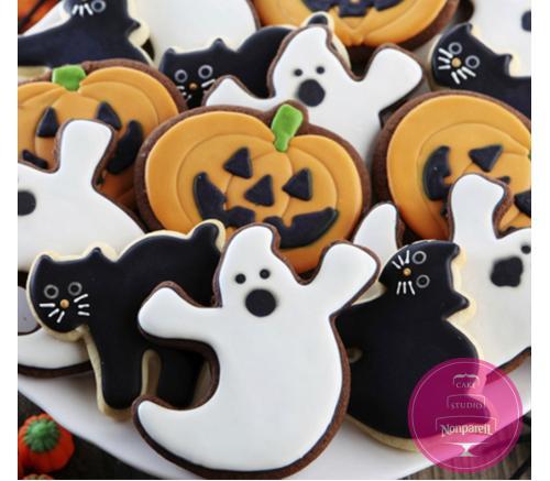 Пряники Праздничные Хэллоуинский набор