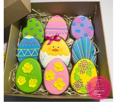 Пряники Праздничные Пасхальные яйца (набор)