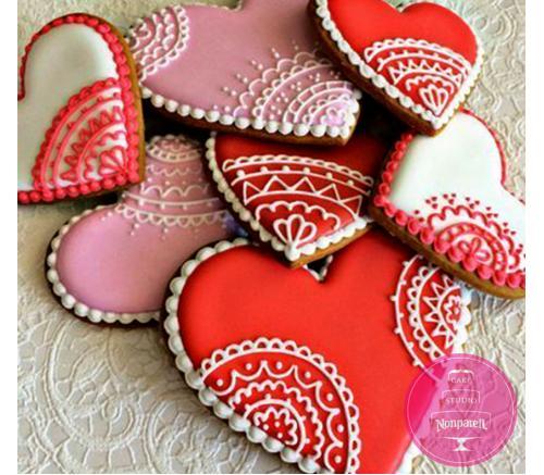 Пряники Свадебные На День святого Валентина