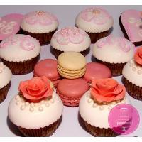 Пряники Свадебные Розовая нежность