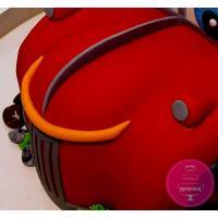 Торт Детский Пожарная машина