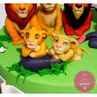 Торт Детский Король Лев