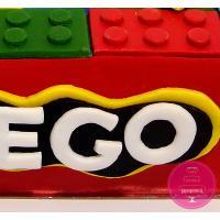 Торт Детский Кубики лего