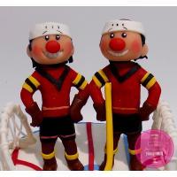 Торт Детский Хоккеисты
