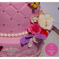 Торт Детский Жемчужная корона