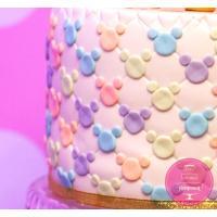 Торт Детский Минни Маус 4