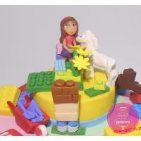 Торт Детский Lego friends