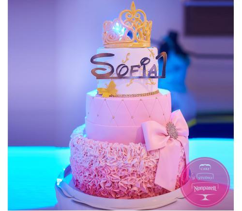 Торт Детский Для принцессы