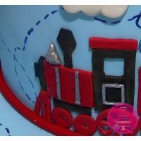 Торт Детский Для маленького путешественника