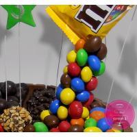 Торт Детский Конфетный рай M&M's