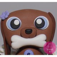 Торт Детский Милый щенок