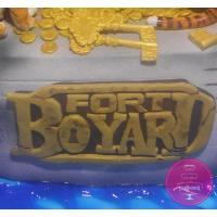 Торт Детский Форт Боярд