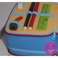 Торт Детский Пенал