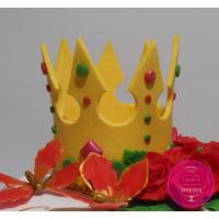 Торт Детский С короной