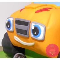 Торт Детский Маленький джип
