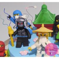 Торт Детский Ниндзяго 2