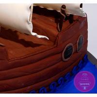 Торт Детский Корабль
