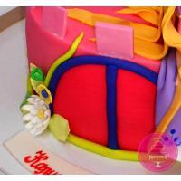Торт Детский Рапунцель