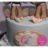 Торт Детский Слоники