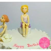 Торт Детский Для балерины