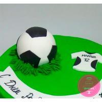 Торт Детский Футболисту
