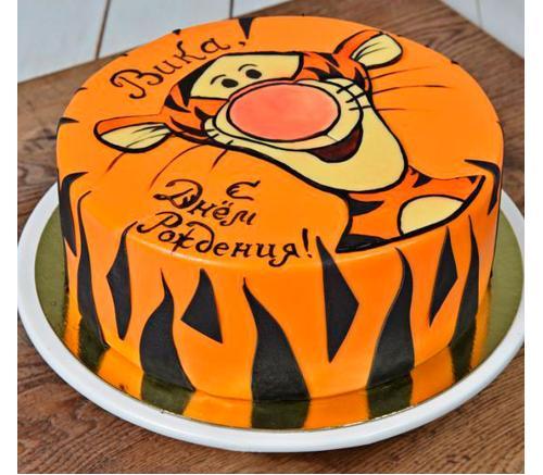 Торт Детский Тигра