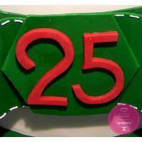 Торт Корпоративный На 25-летие компании