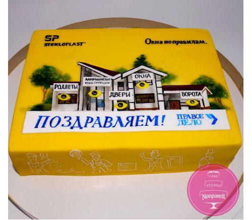Торт Корпоративный Для партнеров