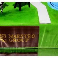 Торт Корпоративный Maestro Group