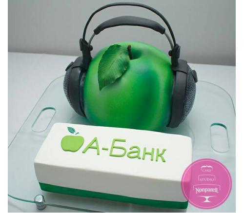 Торт Корпоративный А-Банк