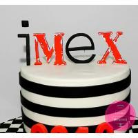Торт Корпоративный для Imex