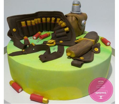Торт Праздничный Охотничий