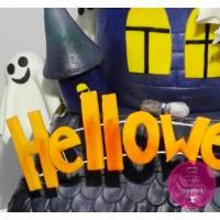 Торт Праздничный Хэллоуин 2