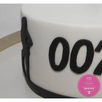 Торт Праздничный Агент 007